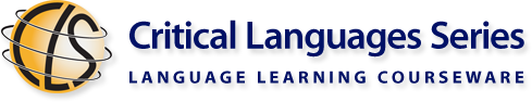 Critical Languages Series Language Learning Courseware